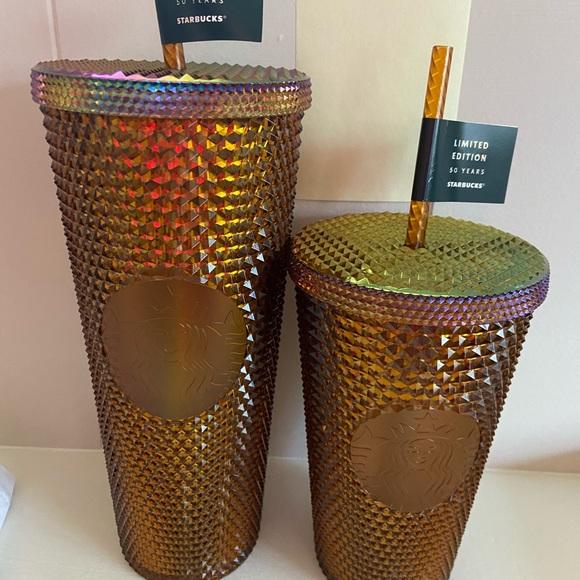 Starbucks gold set